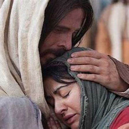 OIP (1)jesus comforting a woman