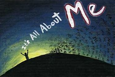 Image result for Its all about Me
