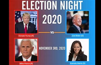 Image result for free pictures of trump pence, biden harris ticket