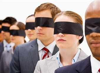 Image result for blindfolded people