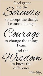 Image result for pics of serenity prayer