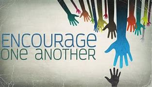 Image result for free pics of encourage one another